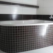 Žitná 2601, Pardubice, rekonstrukce koupelny 1