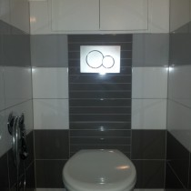 Žitná 2601, Pardubice, rekonstrukce koupelny 3