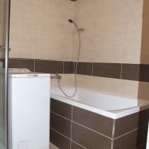 Kunětická 105, Pardubice, rekonstrukce koupelny 1