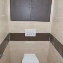 Kunětická 105, Pardubice, rekonstrukce koupelny 2