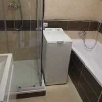 Kunětická 105, Pardubice, rekonstrukce koupelny 3