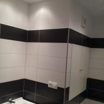 Kunětická 117, Pardubice, rekonstrukce koupelny 1