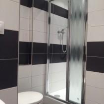 Kunětická 117, Pardubice, rekonstrukce koupelny 2