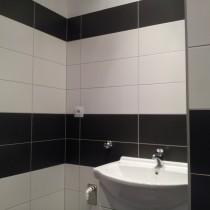 Kunětická 117, Pardubice, rekonstrukce koupelny 3