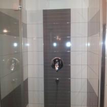 Na Hrádku 2575, Pardubice, rekonstrukce koupelny 2