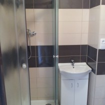 Okrajová 296, Pardubice, rekonstrukce koupelny 1