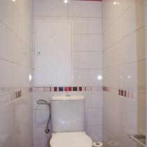 Palackého 1949, Pardubice, rekonstrukce koupelny 1