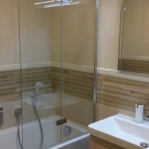 Rekonstrukce koupelny, Černá za Bory 1