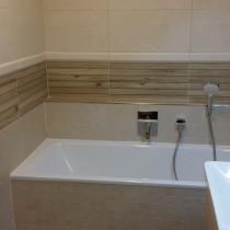 Rekonstrukce koupelny, Černá za Bory 2