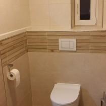 Rekonstrukce koupelny, Černá za Bory 4