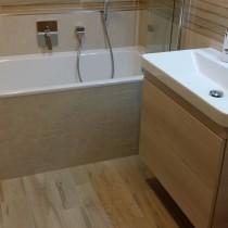 Rekonstrukce koupelny, Černá za Bory 5
