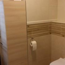 Rekonstrukce koupelny, Černá za Bory 6