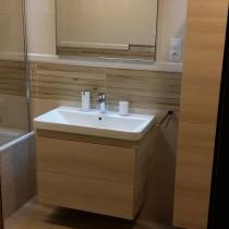 Rekonstrukce koupelny, Černá za Bory 7