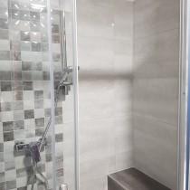 Rekonstrukce koupelny Chrudim, Husova 1