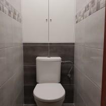 Rekonstrukce koupelny Chrudim, Husova 2