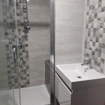 Rekonstrukce koupelny Chrudim, Husova 3