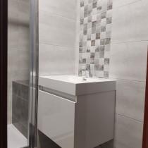 Rekonstrukce koupelny Chrudim, Husova 4