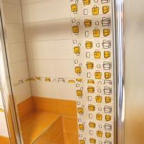 Rekonstrukce koupelny Hradec Králové, Brožíkova 5