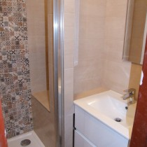 Rekonstrukce koupelny Pardubice - Benešovo áměstí 4