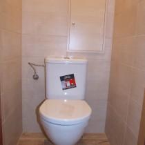 Rekonstrukce koupelny Pardubice - Benešovo áměstí 5