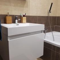 Rekonstrukce koupelny Pardubice, Kapitána Bartoše1
