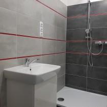 Rekonstrukce koupelny Pardubice, Kunětická 1