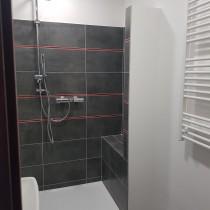 Rekonstrukce koupelny Pardubice, Kunětická 3
