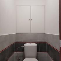 Rekonstrukce koupelny Pardubice, Kunětická 4
