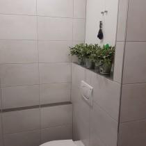 Rekonstrukce koupelny Pardubice, Lidmily Malé 1