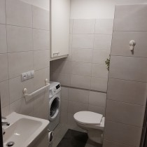 Rekonstrukce koupelny Pardubice, Lidmily Malé 4