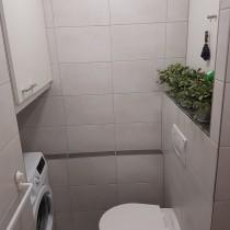 Rekonstrukce koupelny Pardubice, Lidmily Malé 5