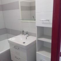 Rekonstrukce koupelny Pardubice, Lonkova 1
