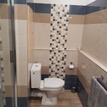 Rekonstrukce koupelny, Pardubice, Lonkova 3