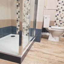 Rekonstrukce koupelny, Pardubice, Lonkova 4