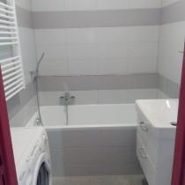 Rekonstrukce koupelny Pardubice, Lonkova 4