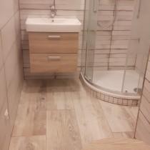 Rekonstrukce koupelny Pardubice, Palackého 2