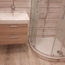 Rekonstrukce koupelny Pardubice, Palackého 4
