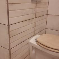 Rekonstrukce koupelny Pardubice, Palackého 5