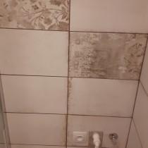 Rekonstrukce koupelny Pardubice, Palackého 6
