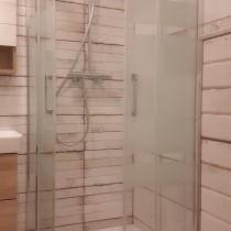 Rekonstrukce koupelny Pardubice, Palackého 7