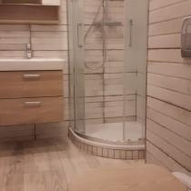 Rekonstrukce koupelny Pardubice, Palackého 8