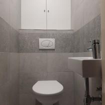 Rekonstrukce koupelny Pardubice, Závodu Míru 5