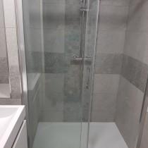 Rekonstrukce koupelny Pardubice, Závodu Míru 7