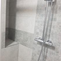 Rekonstrukce koupelny Pardubice, Závodu Míru 8