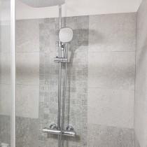 Rekonstrukce koupelny Pardubice, Závodu Míru 9
