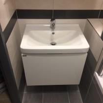 Rekonstrukce koupelny, Studentská, Přelouč 1