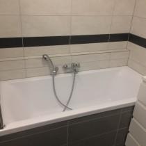 Rekonstrukce koupelny, Studentská, Přelouč 3