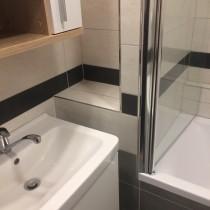 Rekonstrukce koupelny, Studentská 1350, Přelouč 6