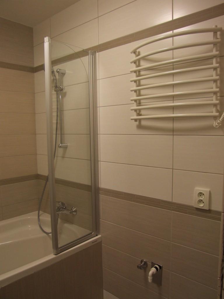 Rekonstrukce bytového jádra - Lonkova 465, Pardubice 3