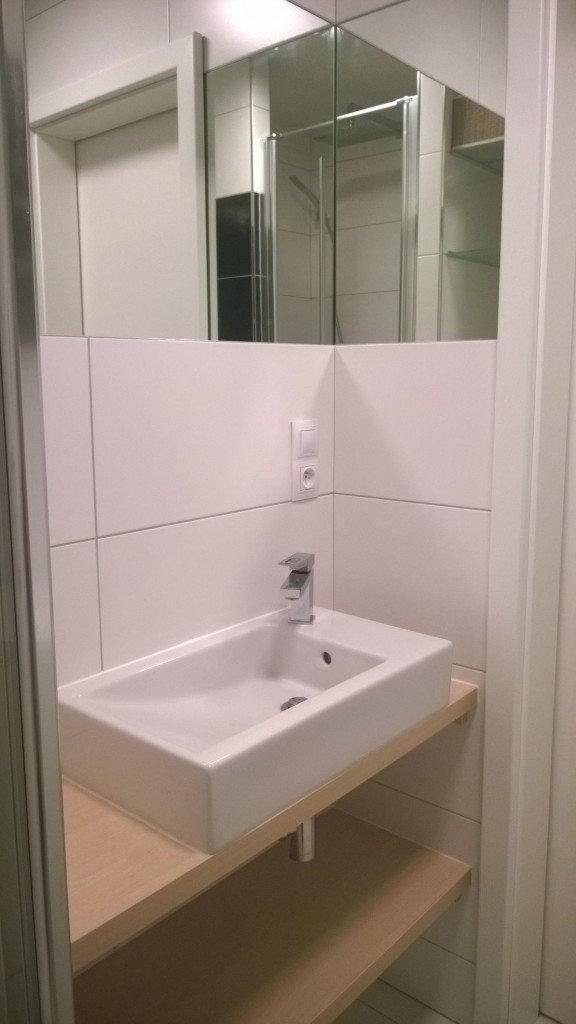 Rekonstrukce koupelny, Bartoňova 842, Pardubice 1